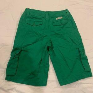 Polo by Ralph Lauren Shorts - Green Polo shorts